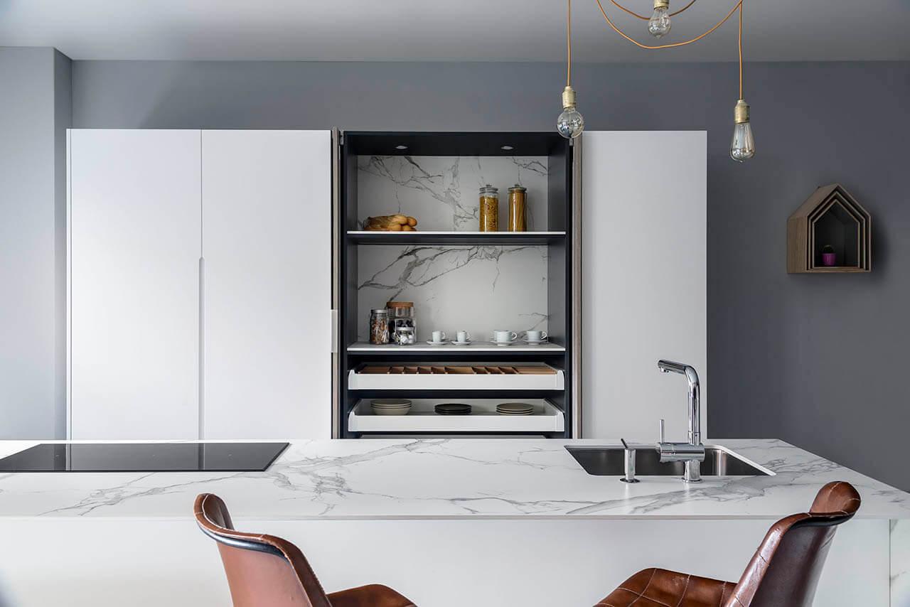 Reformas cocinas Madrid | Cocinas de diseño Madrid | Cocinas ...