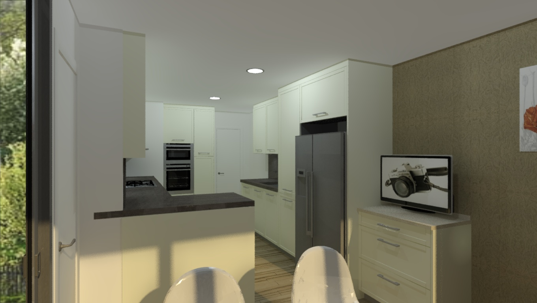 Reforma y diseño de cocinas modernas